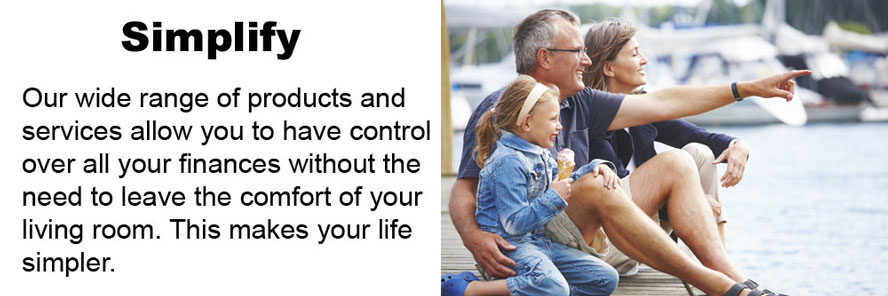 Our products are designed to help you simplify your life